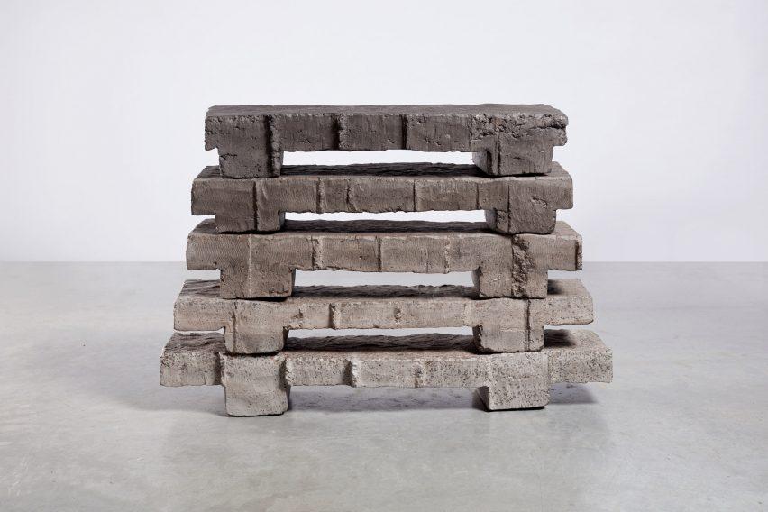 New Primitives II by Bram Vanderberke