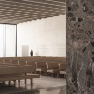 Crematorium Siesegem by KAAN Architecten