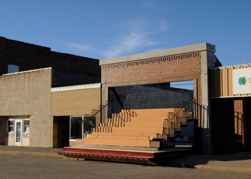 Dezeen Awards winners: The Storefront Theater by Matthew Mazzotta