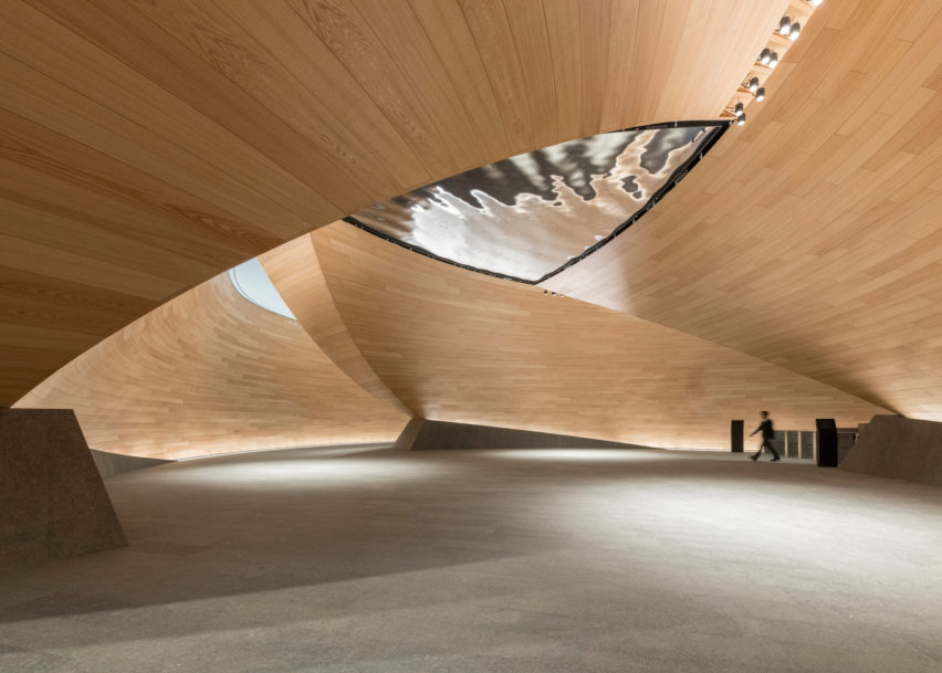 Dezeen Awards architecture winners: Bloomberg by Foster + Partners