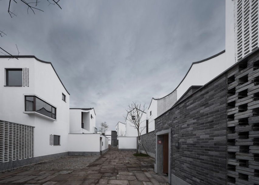Dezeen Awards architecture winners: Dongziguan Affordable Housing by Gad Line+ Studio