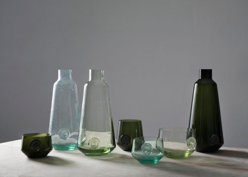 Dezeen Awards design winners: ZandGlas by Atelier NL