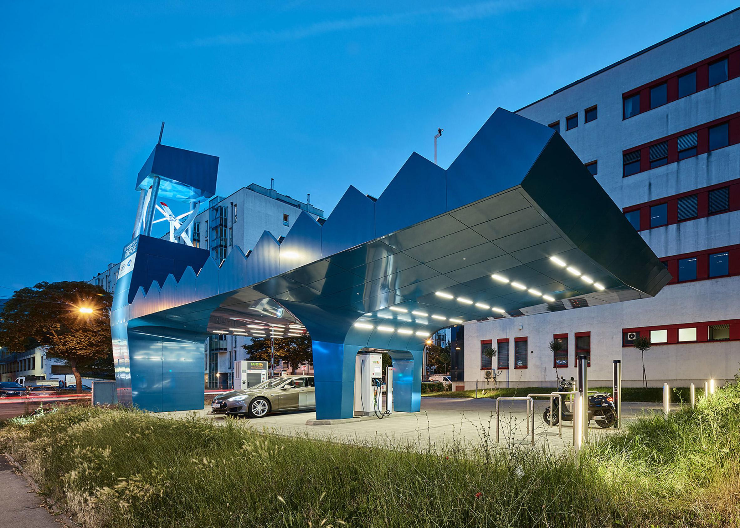 Dezeen Awards design winners: Tower of Power by Göbl architektur ZT GmbH