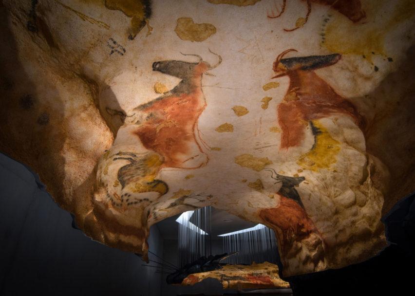 Dezeen Awards interiors winners: Lascaux International Centre for Cave Art by Casson Mann