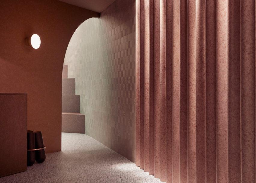 Dezeen Awards interiors winners: The Lookout by Note Design Studio