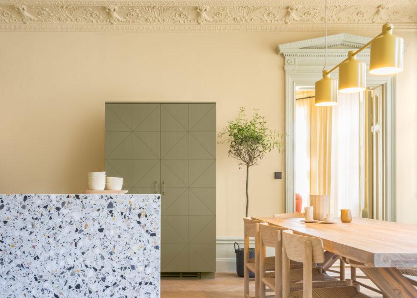 Dezeen Awards interiors winners: Hidden Tints by Note Design Studio