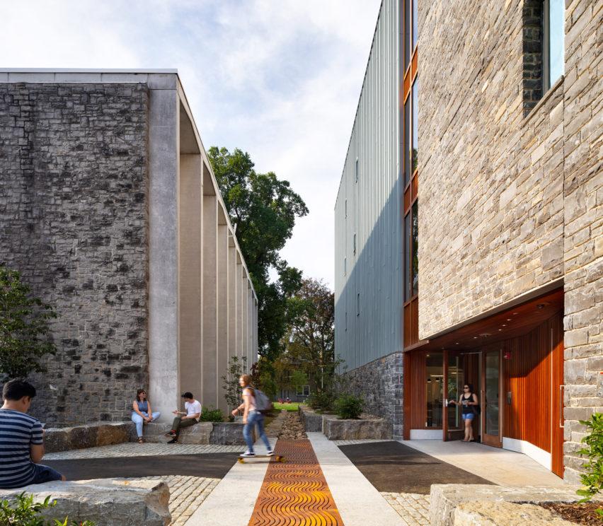 Dickinson College High Street Residence Hall by Deborah Berke Partners