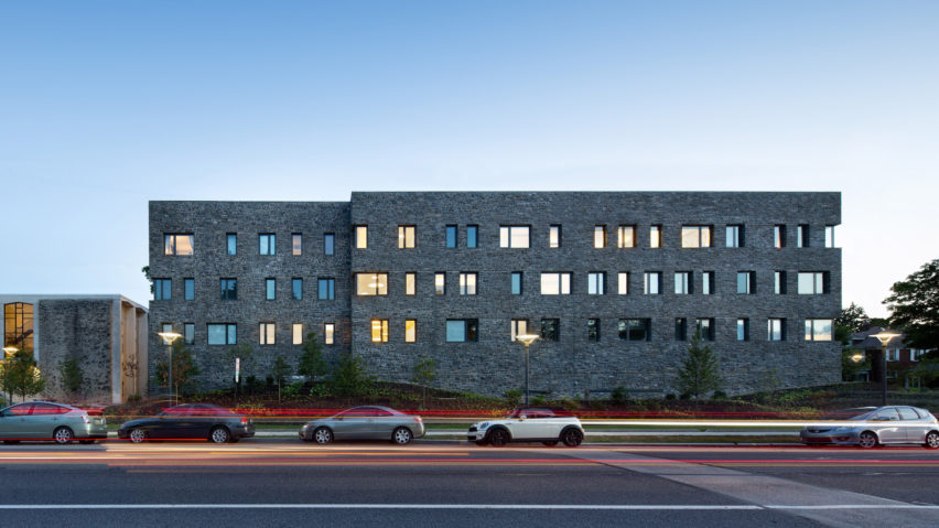 Dickinson College High Street Residence Hall by Deborah Berke Partners