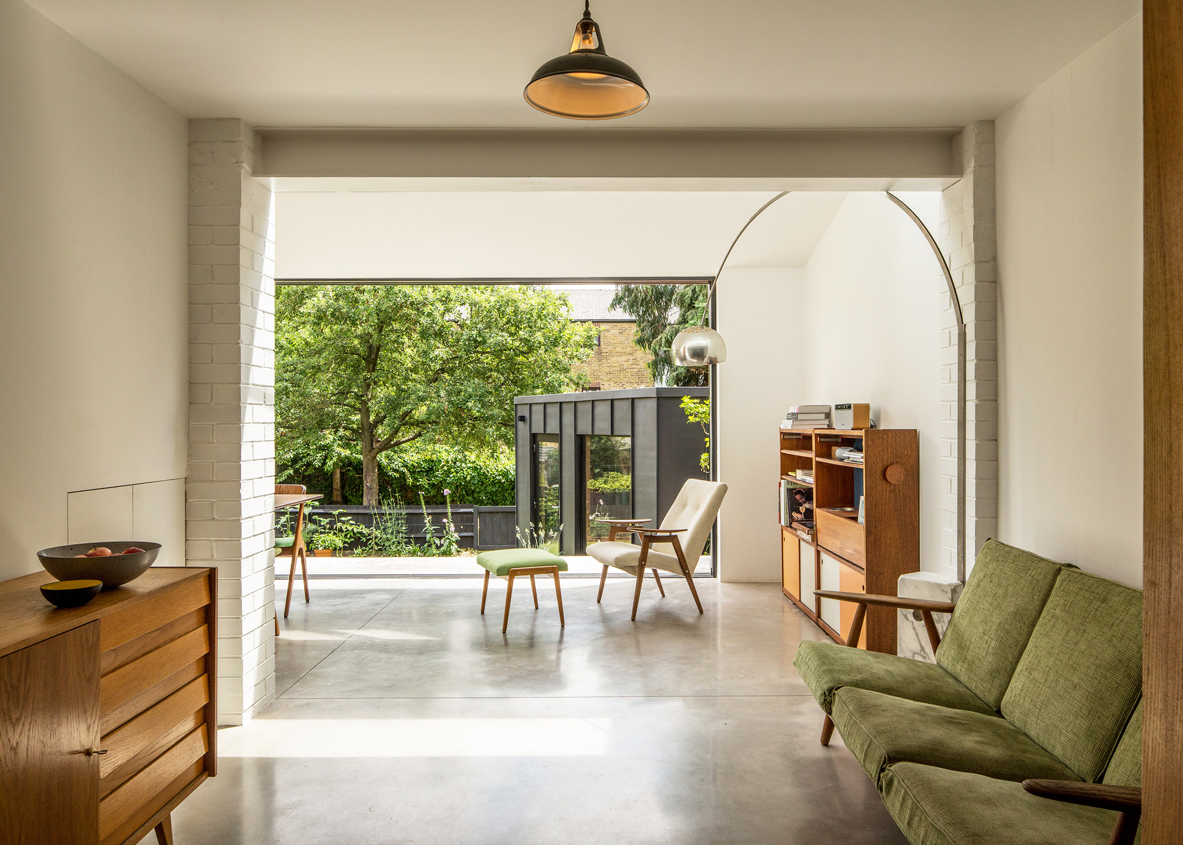 3 Elm Close, Islington, by Ulla Gala Architects