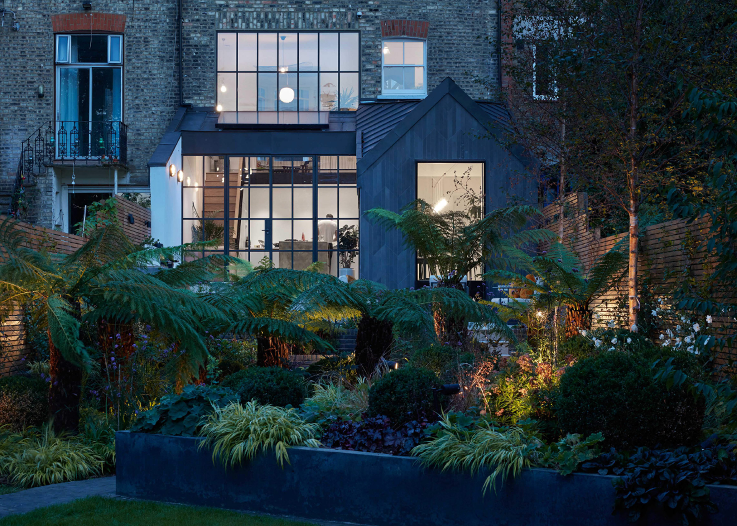 Cornerstone House, Haringey, by Merrett Houmoller Architects