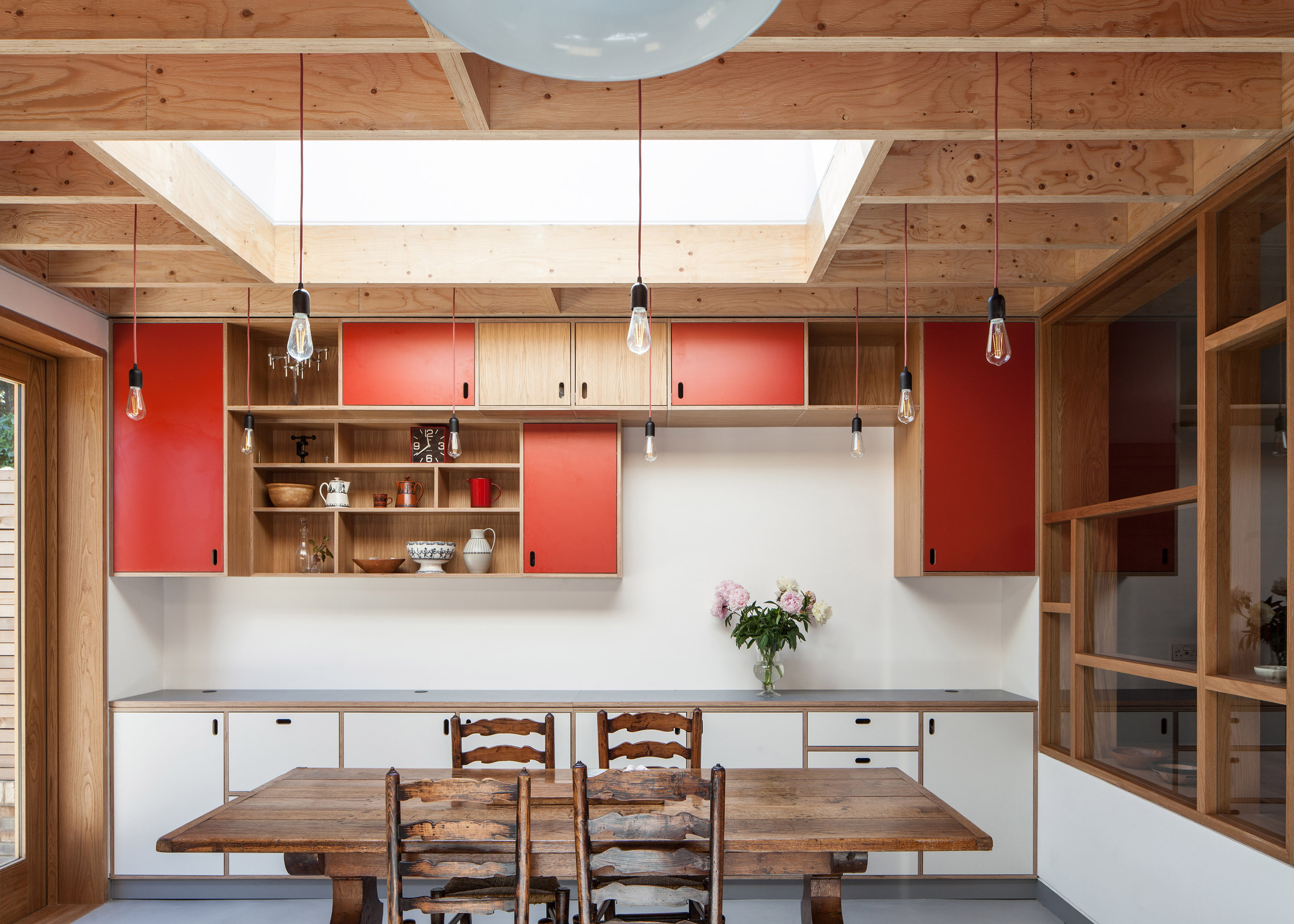 Crouch End House, Haringey, by Catriona Burns Architects