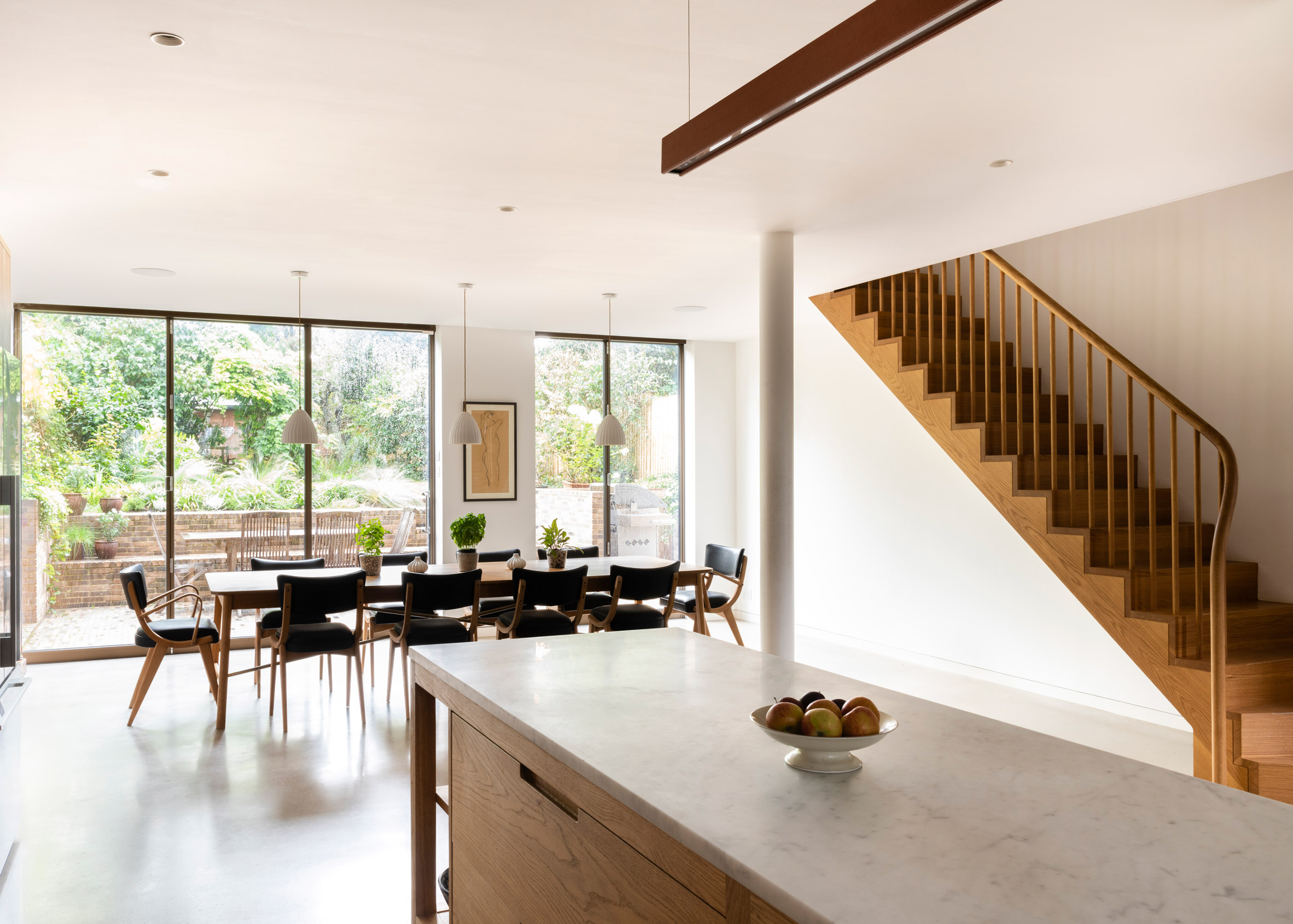 Dartmouth Park Family House, Camden, by Pardon Chambers Architects
