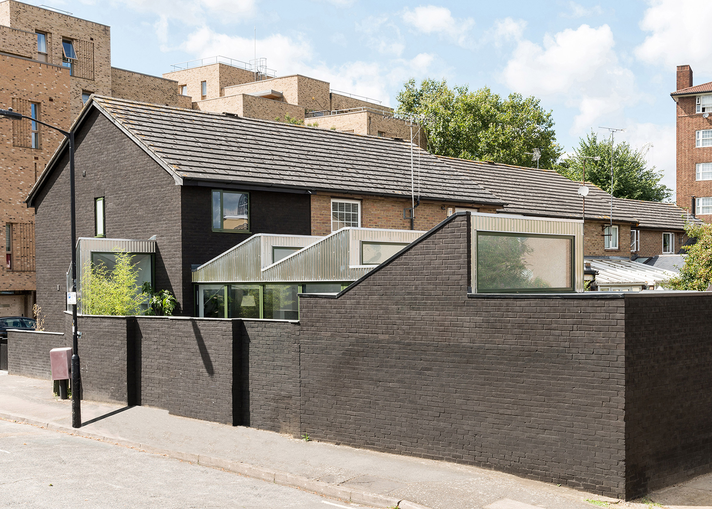 Stego, Southwark, by Archmongers