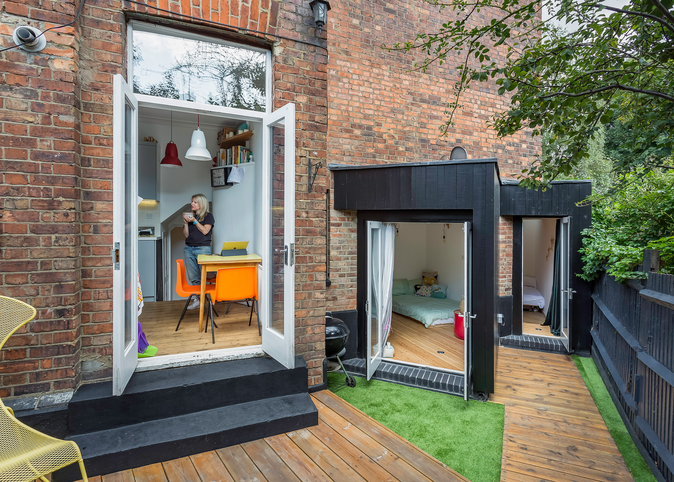Breakout Extension, Haringey, by KnottArchitects