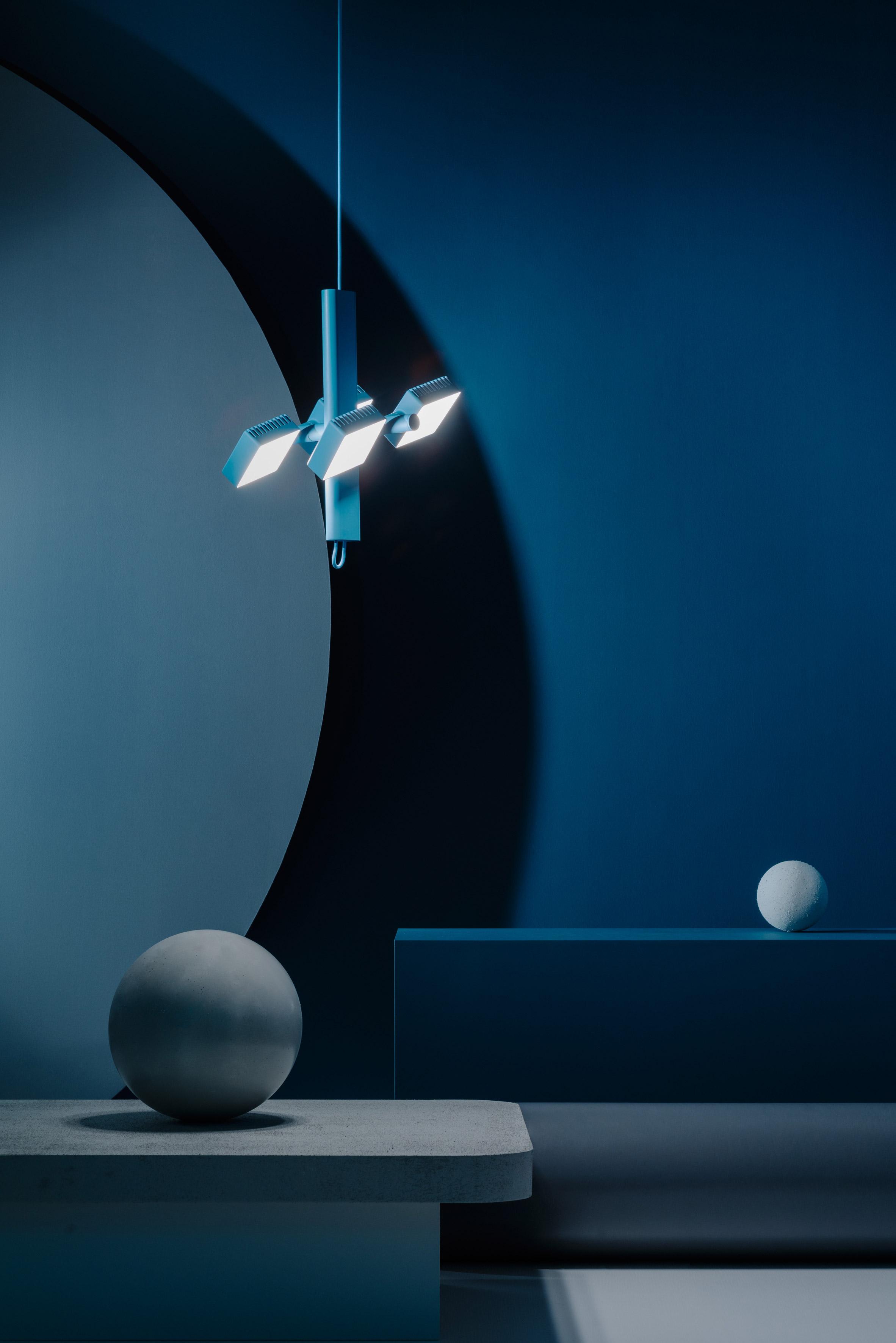 Dorval light by SCMP Design Office