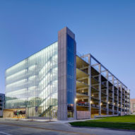Neumann Monson creates zero-energy East 2nd Street Parking Garage in Des Moines