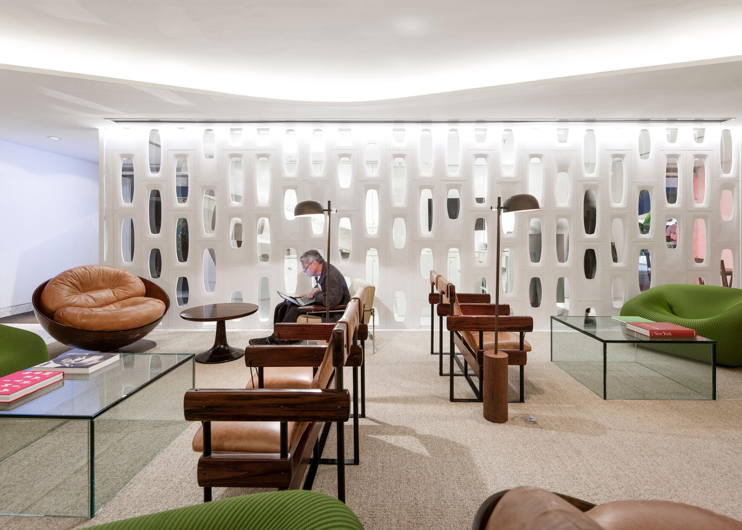 Emiliano Hotel, Brazil, by Oppenheim Architecture and Studio Arthur Casas