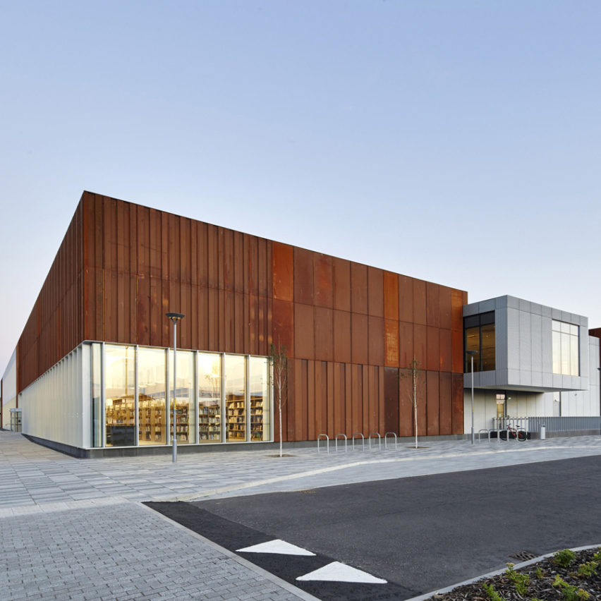 Graphic designer at FaulknerBrowns Architects in Newcastle, UK