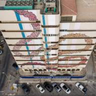 "Fikra Graphic Design Biennial ""sets a precedent"" for adaptive reuse in UAE"