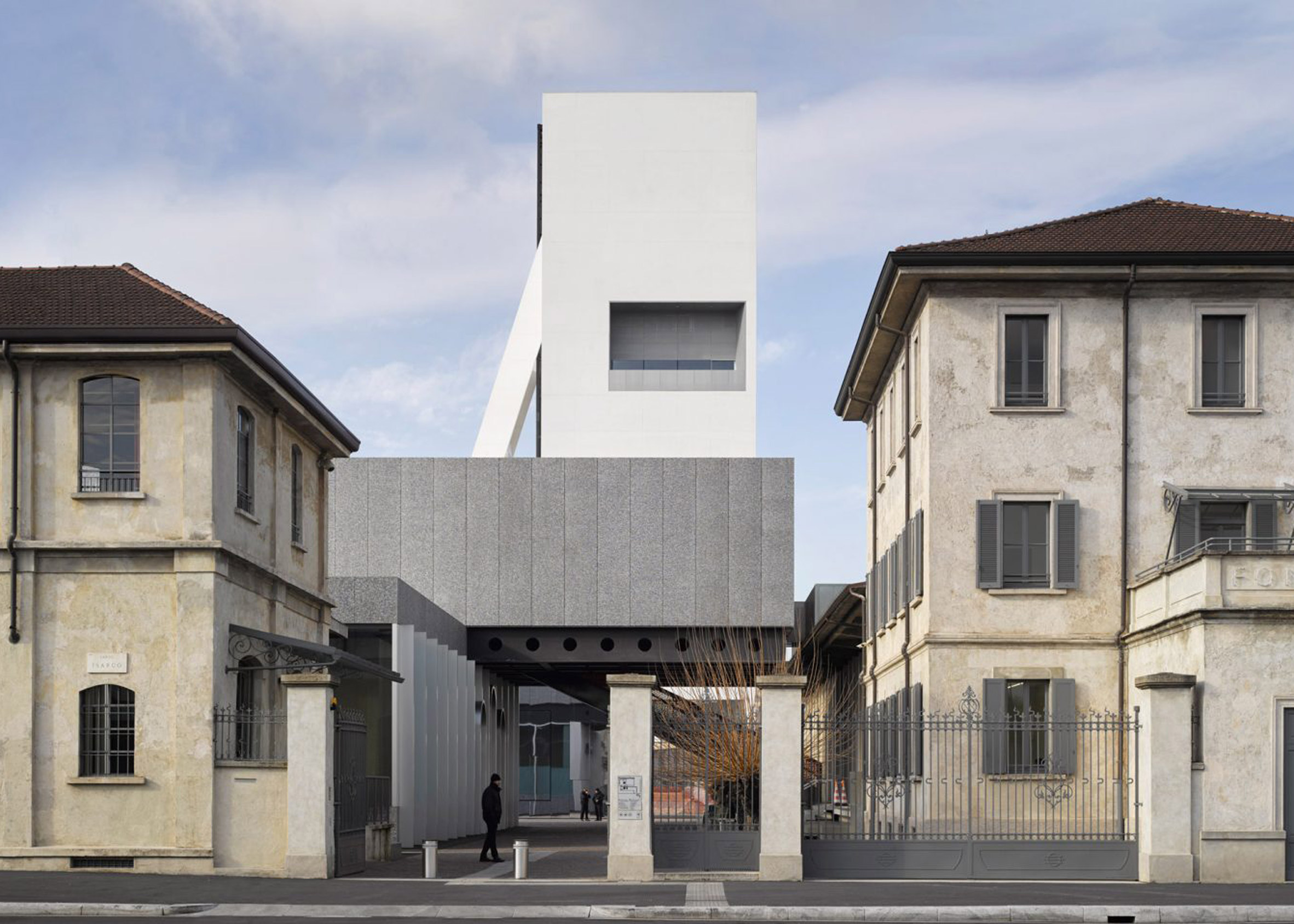 Torre by OMA, Dezeen's top museums and galleries