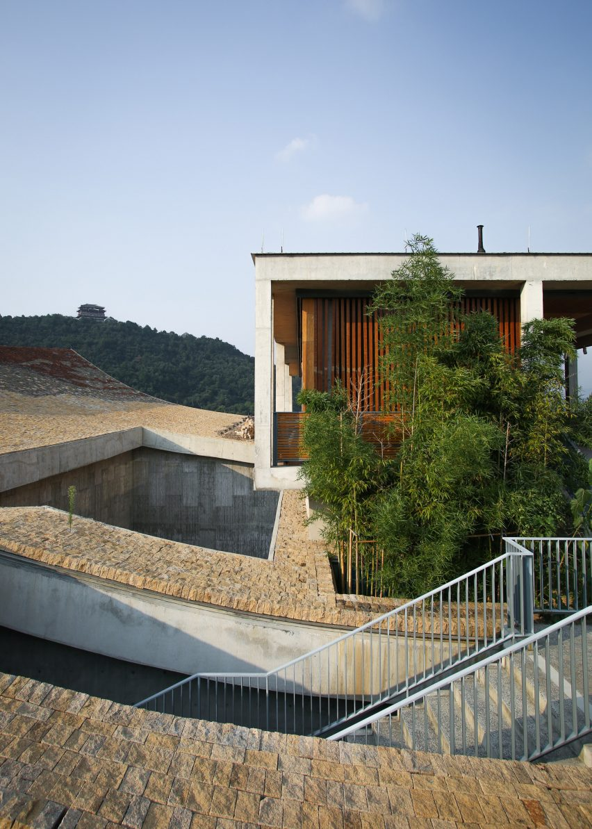 Fuyang Cultural Complex by Wang Shu, photography by Jazzy Li