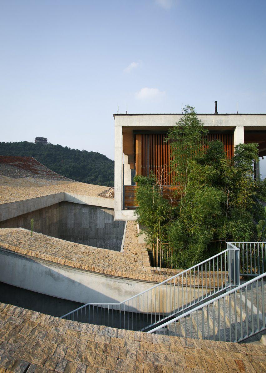 Fuyang Cultural Complex by Wang Shu, photography by Jazzy Li