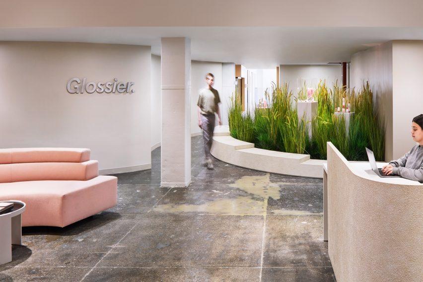 Glossier HQ by Rafael de Cárdenas