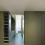 The Green Miracle apartment by Club Marginal Architekten