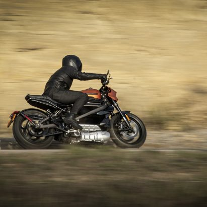 Harley-Davidson electric motorcycle LiveWire