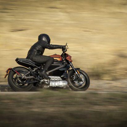 Harley-Davidson electric motorcycleLiveWire