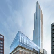 SHoP refreshes design for Hudson's Detroit skyscraper