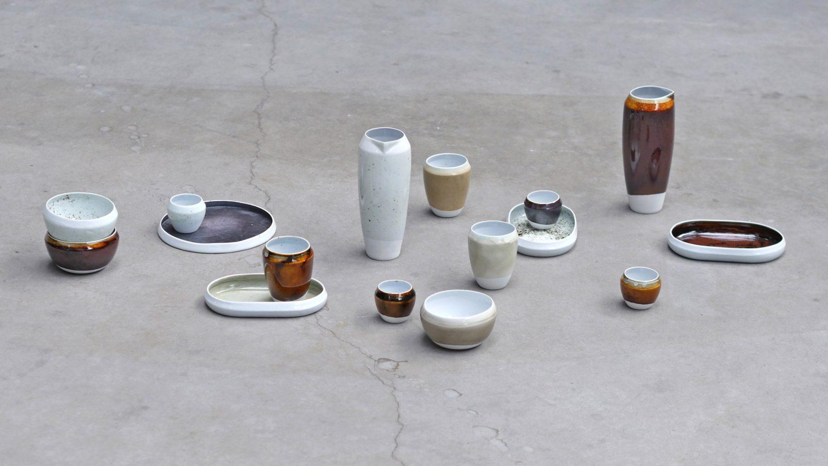 Металлический мусор в керамике