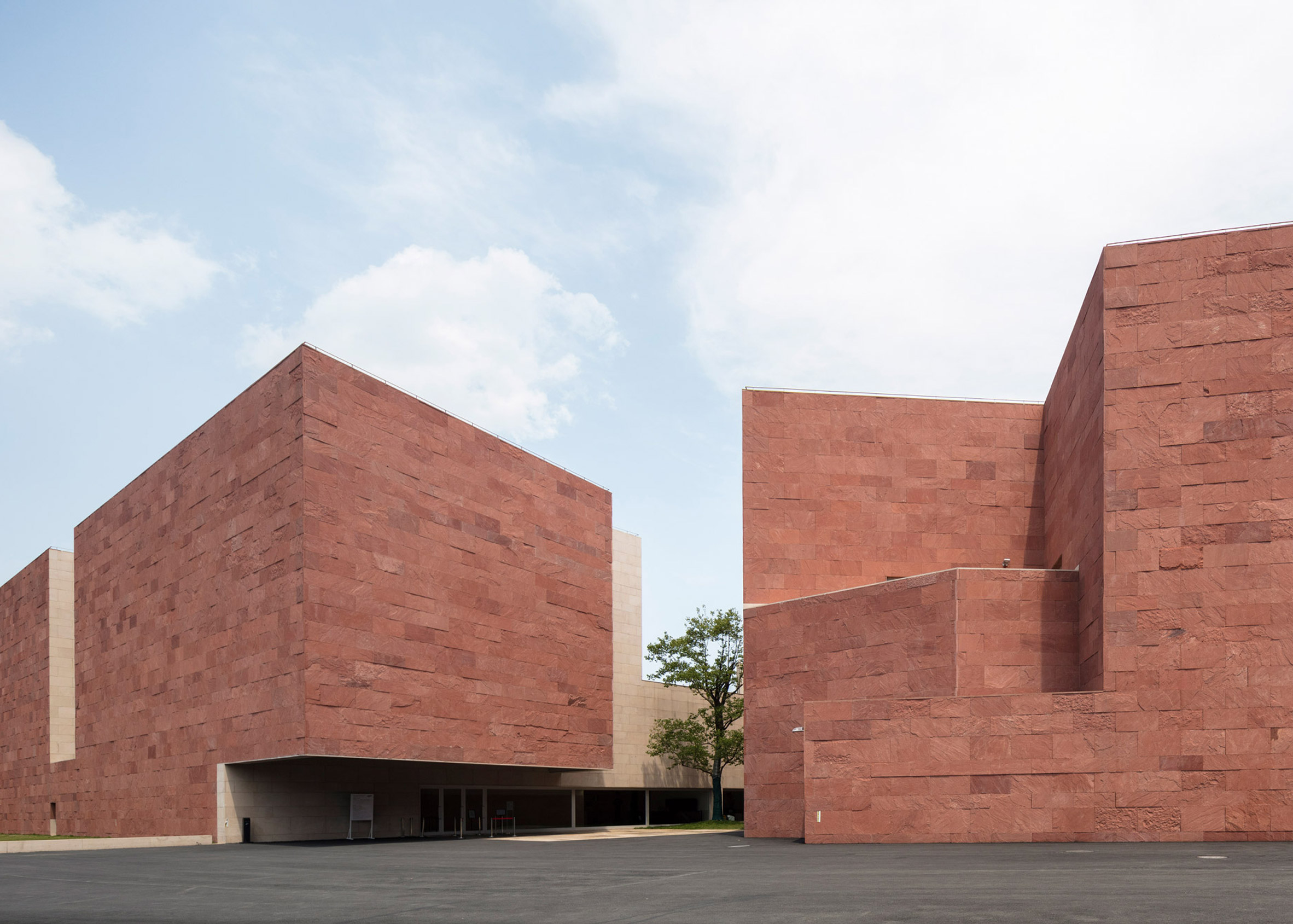 International Design Museum China by Alvaro Siza, Dezeen's top museums and galleries