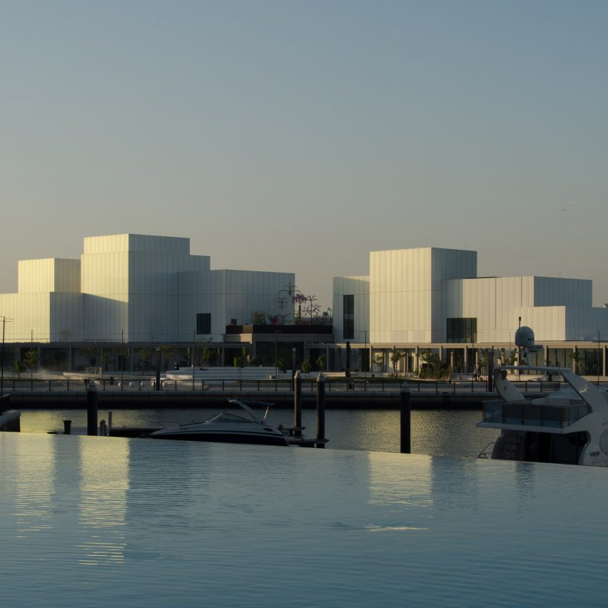 "Serie Architects' understated Jameel Arts Centre is ""very un-Dubai"""