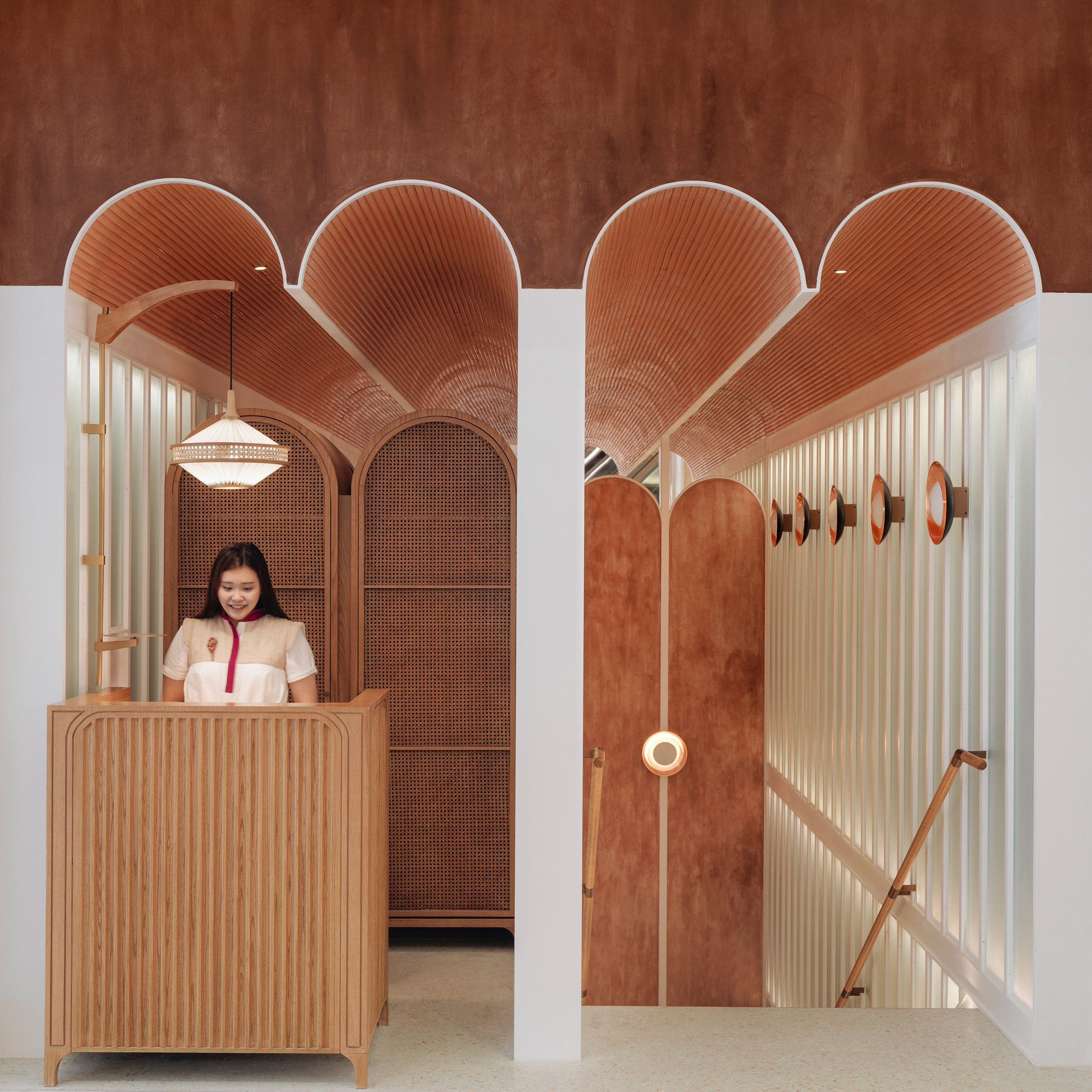Chinese New Year: Dim sum restaurant by Linehouse Studio fuses east and west