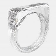 Jony Ive and Marc Newson design all-diamond ring