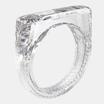 Jony Ive diamond ring designed with Marc Newson