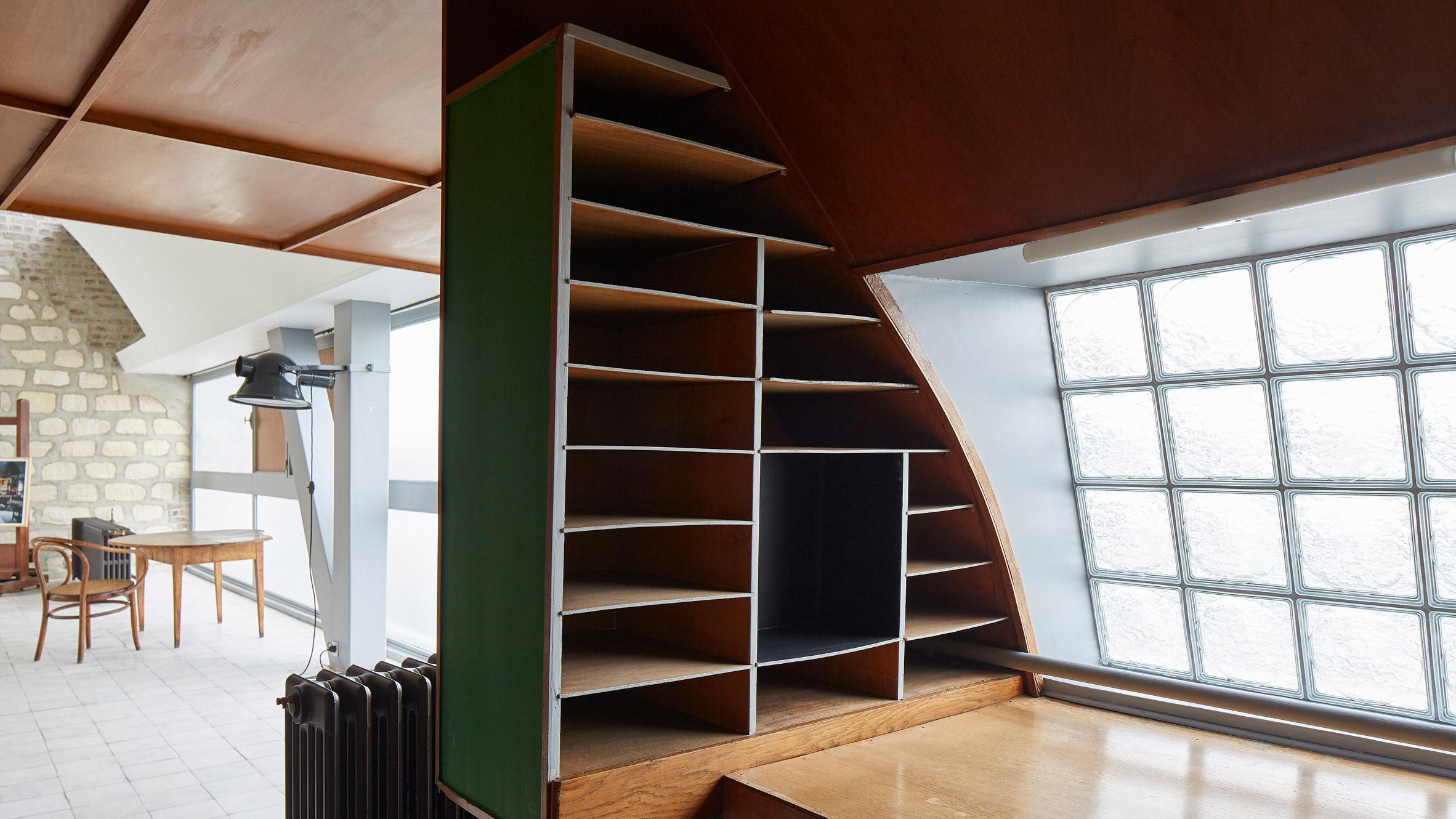 Le Corbusier\'s Paris home reopens its doors to the public