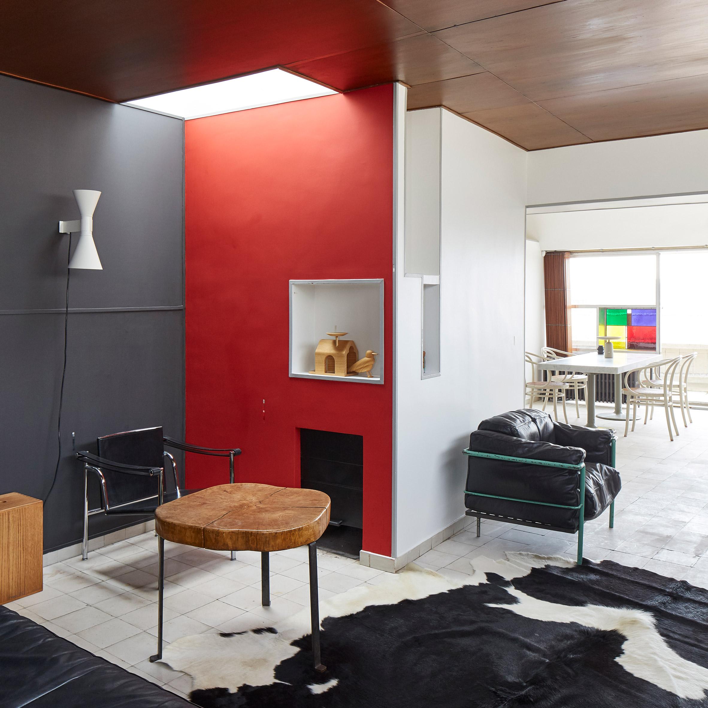 Pierres Et Tradition Apt le corbusier's paris home reopens its doors to the public