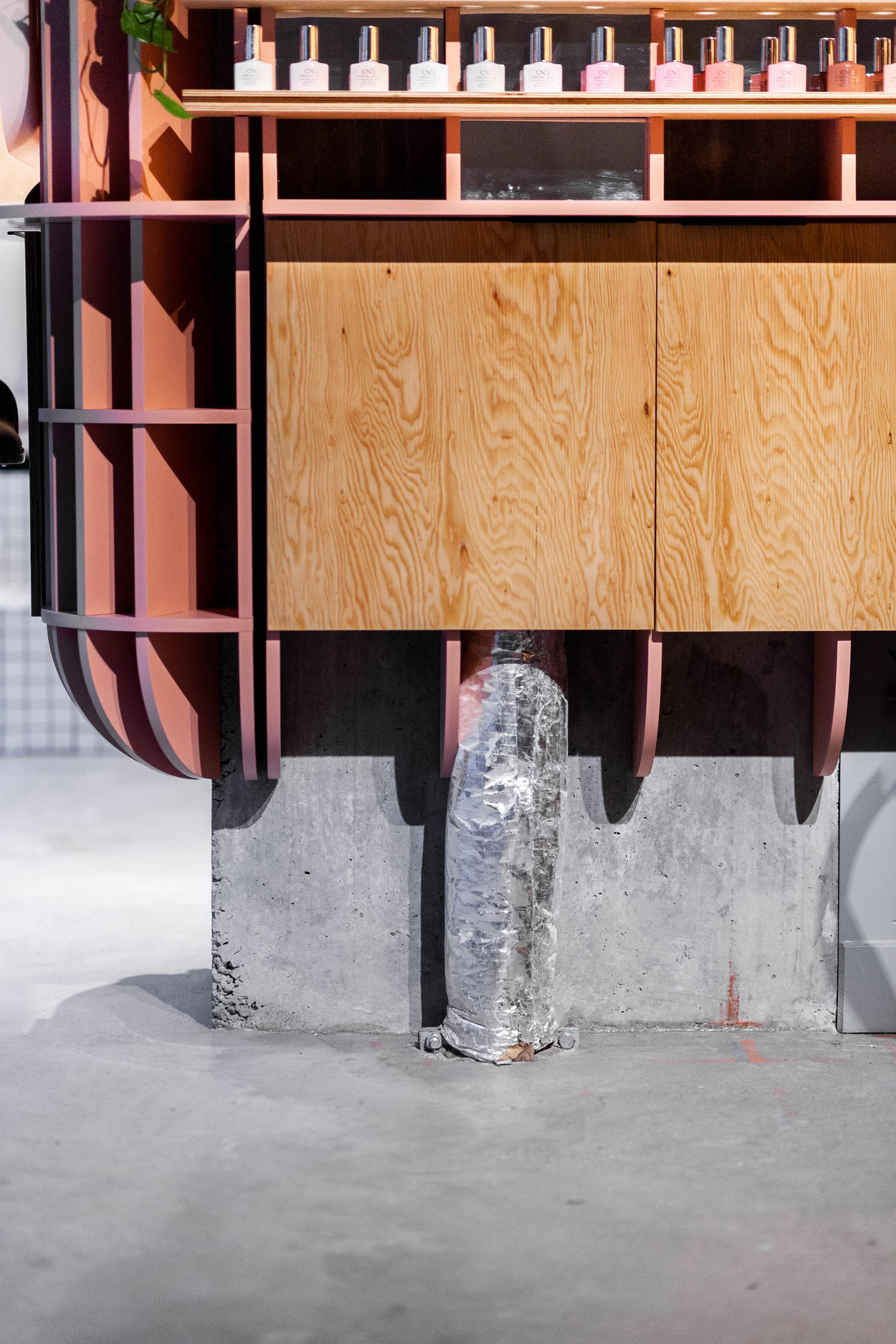 Le Hideout by Ménard Dworkind architecture and design