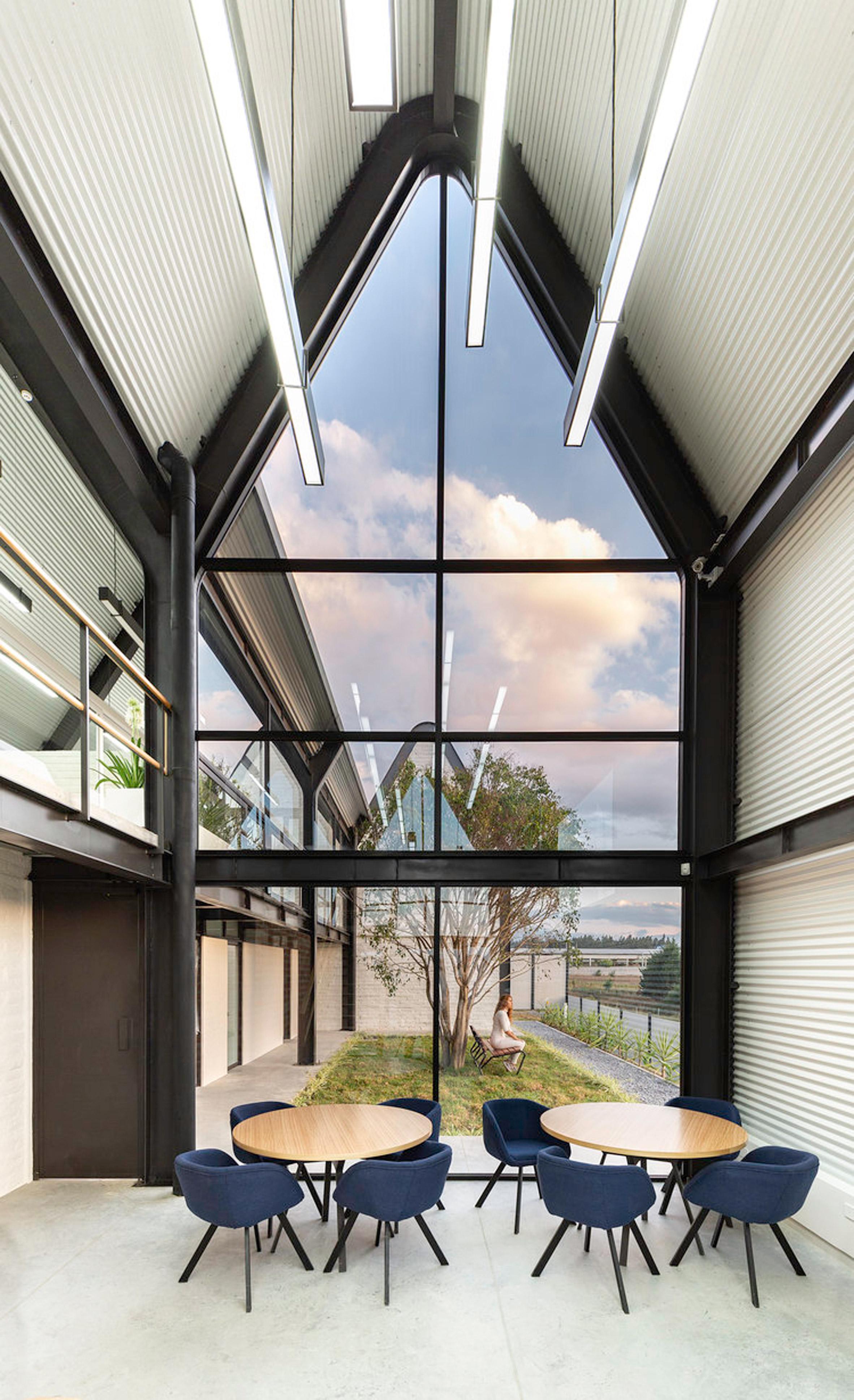 Little Roofs by Estudio Felipe Escudero