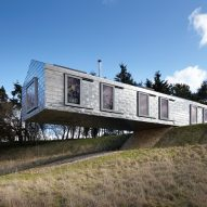 Eight architect-designed holiday homes in the Living Architecture series
