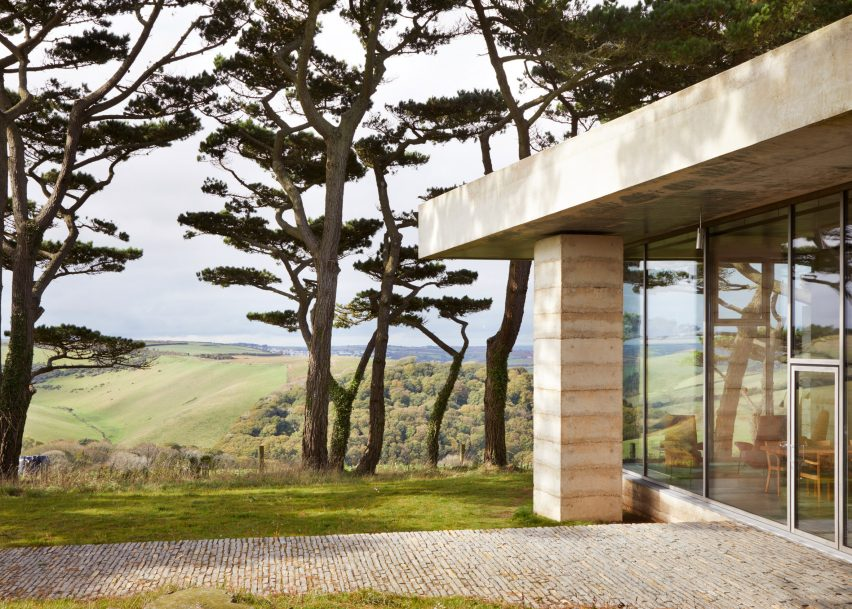 Secular Retreat by Peter Zumthor