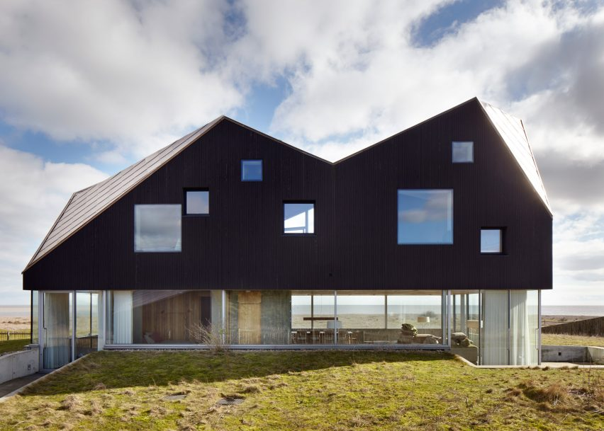 Dune House by Jarmund/Vigsnæs Architects