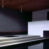 Richard Bell Architecture creates minimalist spa beneath London home