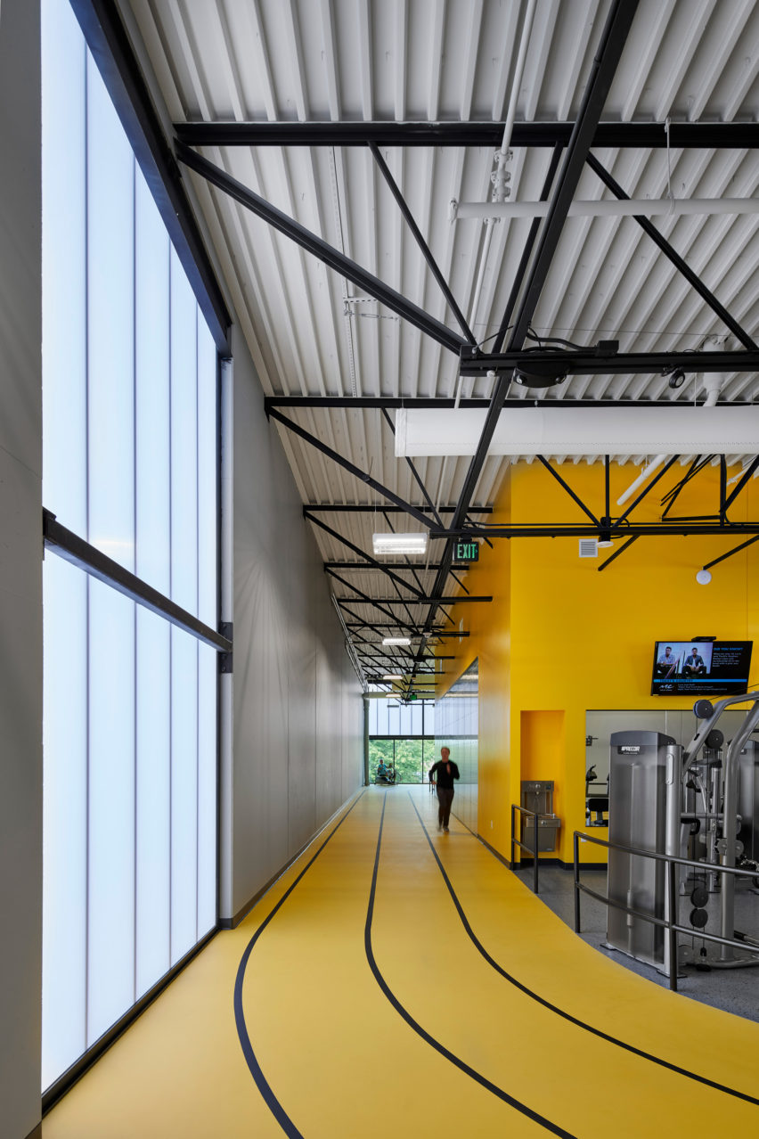 Lone Tree Wellness Center by Neumann Monson Architects