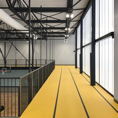 Lone Tree Wellness Center by Neumann Monson Architects