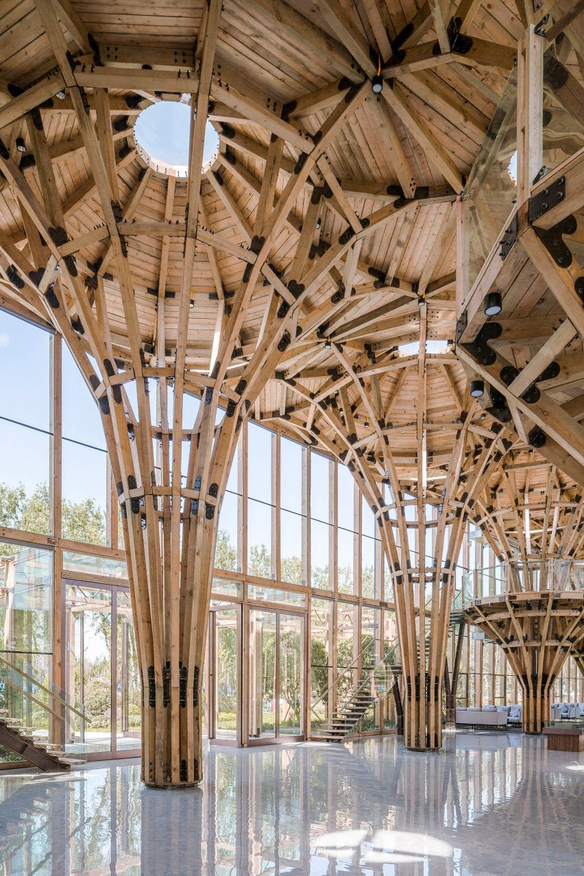 Longfu Life Experience Centre in the Henan Province of China by LUO Studio