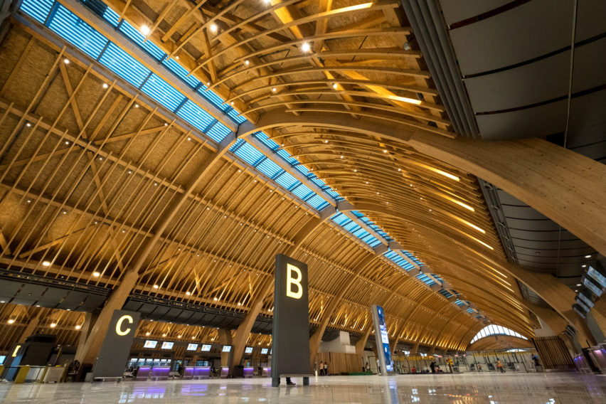 Mactan Cebu International Airport by Integrated Design Associates
