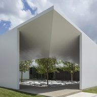 Johnston Marklee's Menil Drawing Institute opens in Houston